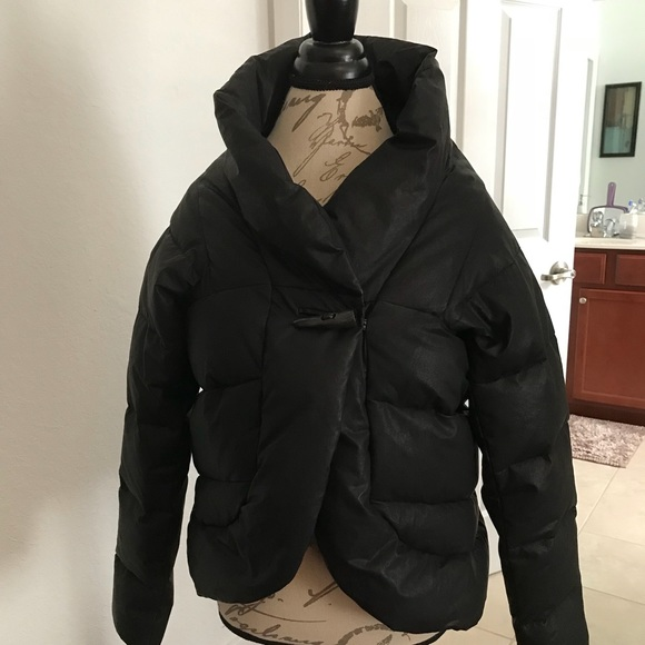 5c49a5c17 All Saints duck down puffer jacket